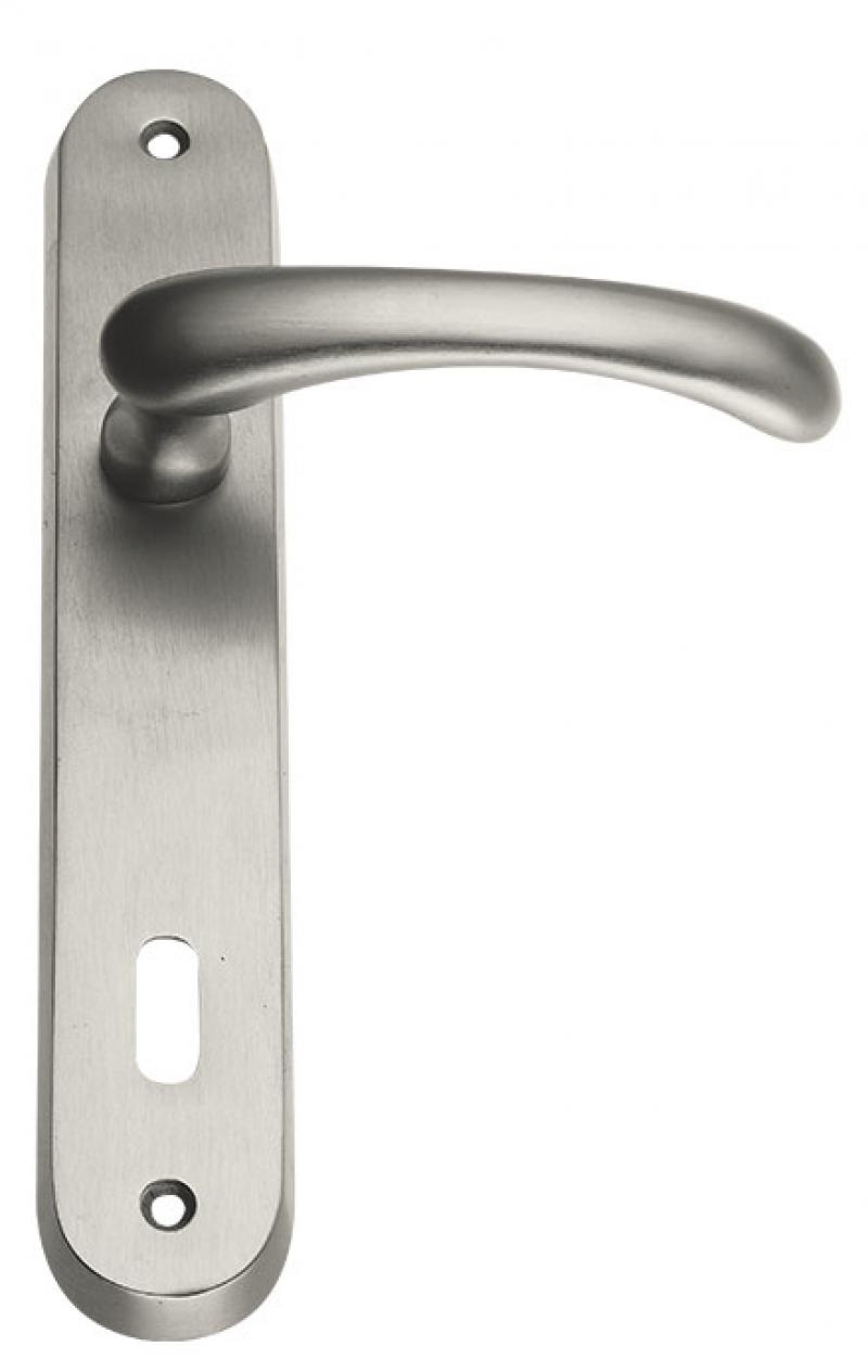 Χερούλι πόρτας nickel matt new desing