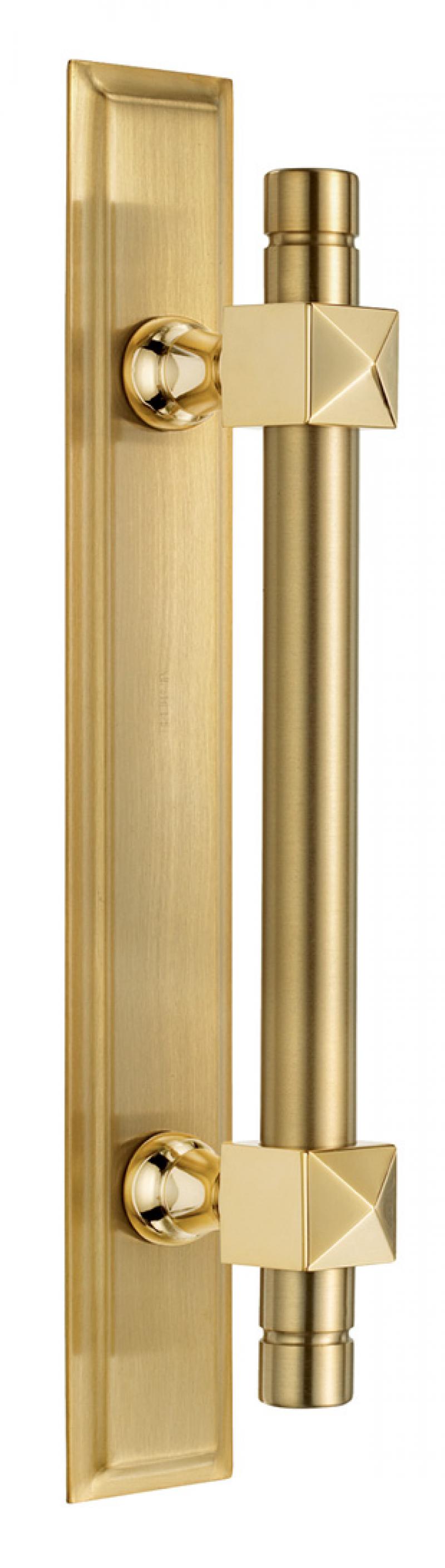 Λαβή εξώπορτας χρυσό ματ 04.9/250