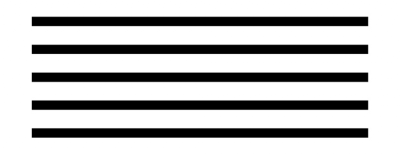 stensil 10χ30 Gr Stripes 036