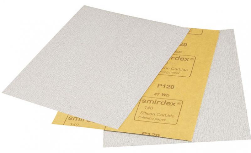 Σμυριδόχαρτο φινιρίσματος σε Φύλλα 230x280mm