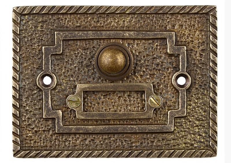 Κουδούνι αντικέ roline 7,5cm x 10,0cm Κ396