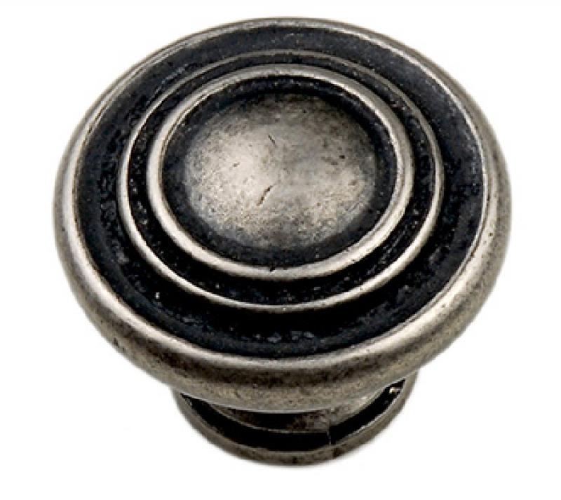 Πόμολο επίπλων Οld silver αντικέ  577 roline