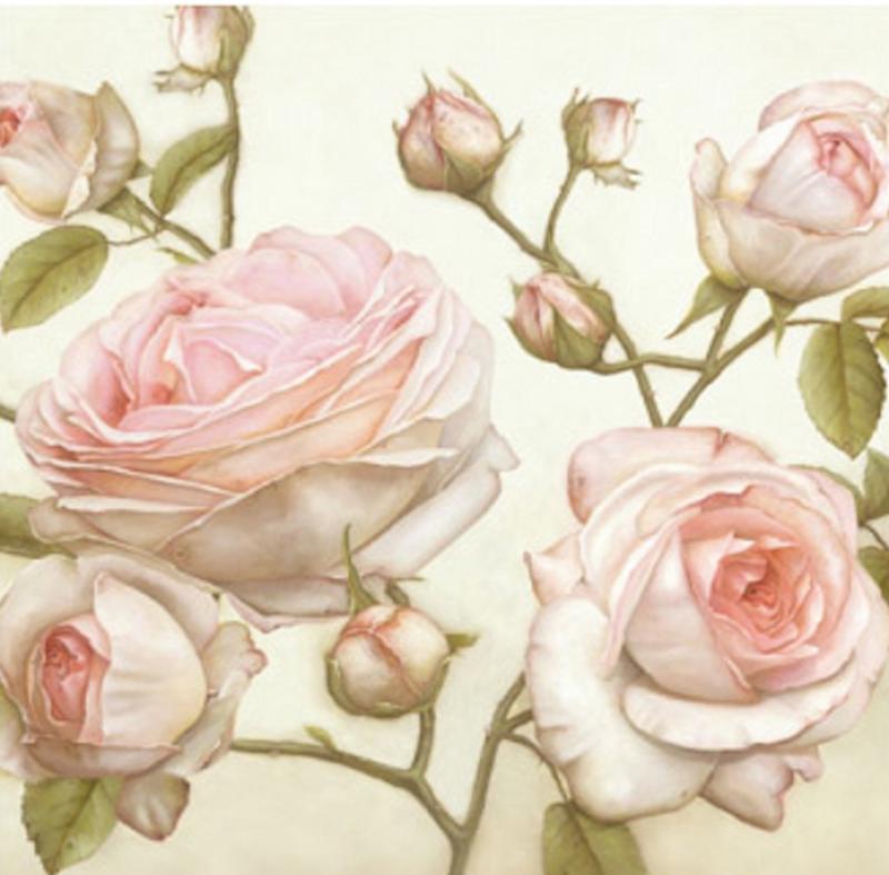 χαρτοπετσέτες roses
