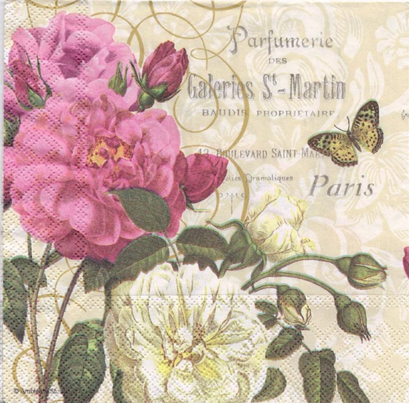 Λουλούδια στο Παρίσι