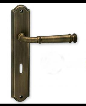 Χερούλι πόρτας αντικέ  πλάκα 06.940