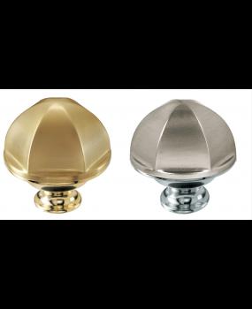 Λαβή εξώπορτας νίκελ ματ/χρώμιο ή χρυσό