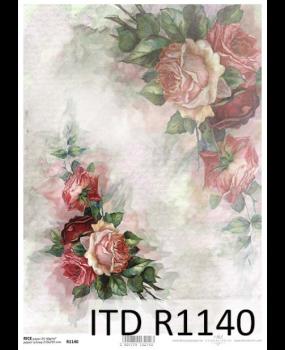 Ριζόχαρτο Α4 40gr Θαυμάσιος κήπος 1140