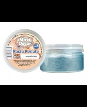 Pasta Perlata έγχρωμη για decoupage 100ml Ανθρακί PP 119