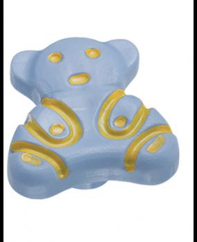 Παιδικό πομολάκι αρκουδάκι σε μπλέ 01.132