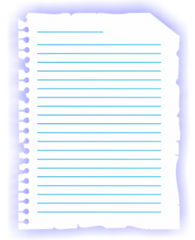 Φύλλο σημειωματάριου