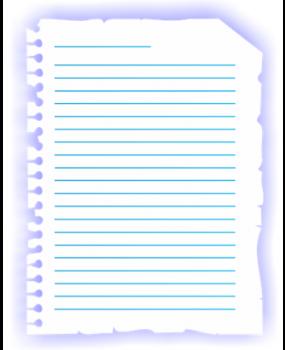 stensil 15χ20 Φύλλο σημειωματάριου 1840