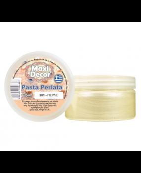 Pasta Perlata Έγχρωμη Για Decoupage 100ml Περλέ PP 102