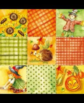 Χαρτοπετσέτες Decoupage 30 x 30