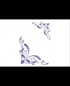 stensil 15χ20 Cantoneira Imperia 232