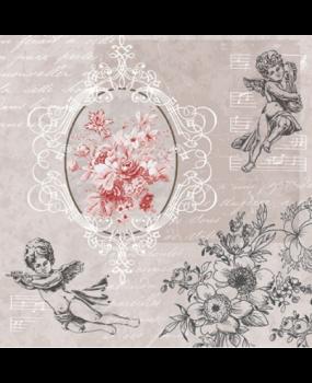 Άγγελοι στα λουλούδια