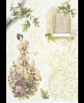 Η κυρία με το φόρεμα