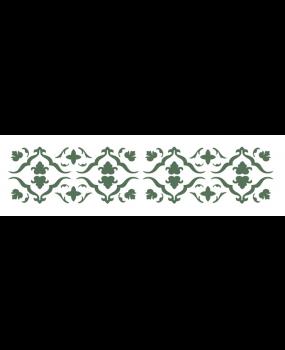 stensil 6χ30 Simple - Colonial 816