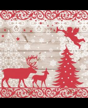Χριστουγεννιάτικο  Δάσος