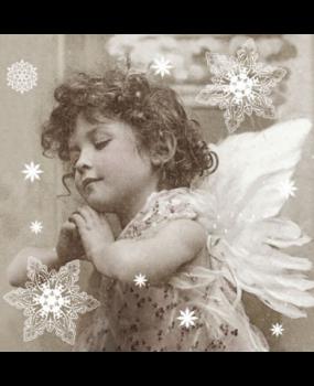 Αγγελος που προσεύχεται