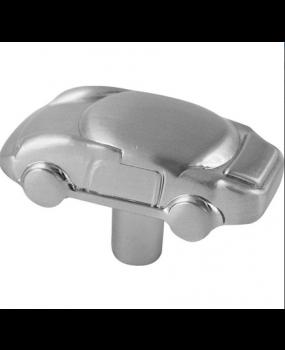 Παιδικό Πόμολο νίκελ ματ  «Αυτοκινητάκι»  10100078