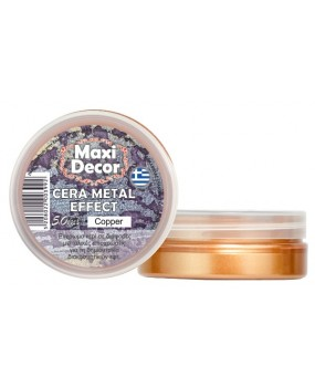 CERA METAL EFFECT copper