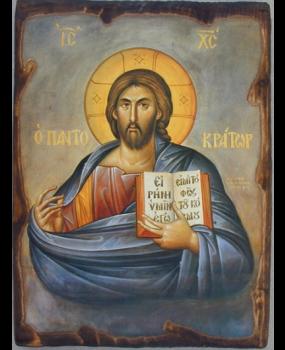 Χαρτί Α4 για decoupage Ο Ιησούς Χριστός