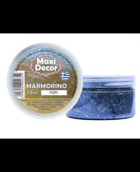μαρμορίνο Γκρί δίνει την αίσθηση  του μαρμάρου 100ml