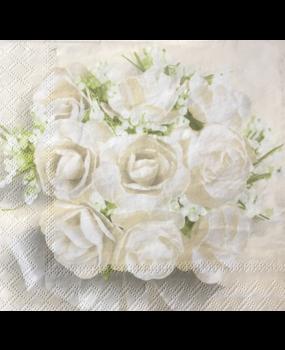 Λευκά τριαντάφυλλα