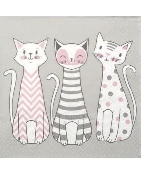Ριζόχαρτο Α4 40gr Γοητευτικές γάτες
