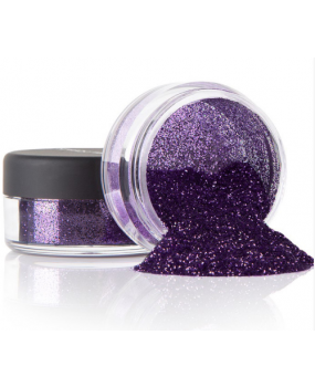Bιολέ glitter σε σκόνη για decoupage 20gr