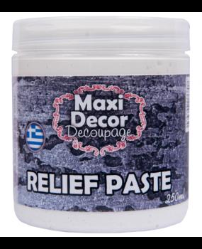Πάστα Relief για decoupage 250ml