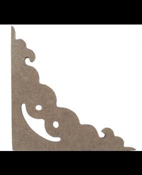 Γωνία (σετ 2τεμ.) Νο2