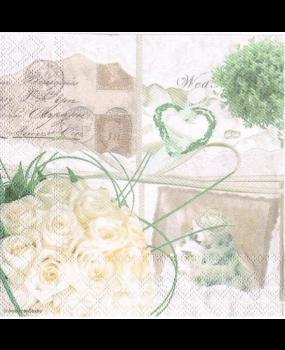 Χαρτοπετσέτες Decoupage 35 x 35