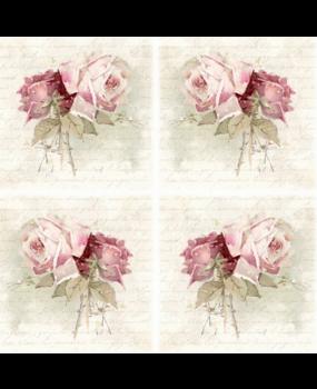 Ροζ τριανταφυλλάκια