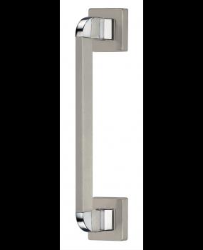 Λαβή εξώπορτας  νίκελ ματ 04.880 viometal