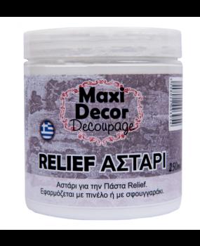 Gesso relief για decoupage 250gr