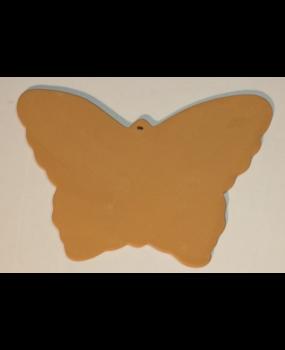 κεραμική πεταλουδα  για decoupage 20,5 X 14,5cm