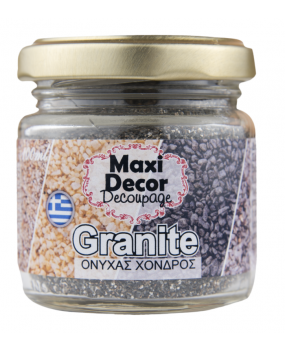 Ειδικά Εφέ ''Granites Όνυχας Χονδρός'' για decoupage 100ml