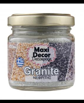 Ειδικά Εφέ  ''Granites Νεφρίτης''  για decoupage 100ml