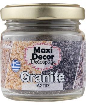 Ειδικά Εφέ ''Granites σε κόκκους  Ίασπις'' για decoupage 100ml