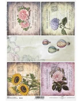 κολάζ λουλουδιών 1122