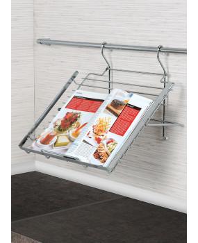 Κρεμαστή βάση για βιβλίο μαγειρικής κουζίνας Π 460 x Β 375 x Υ 390mm  S 4019