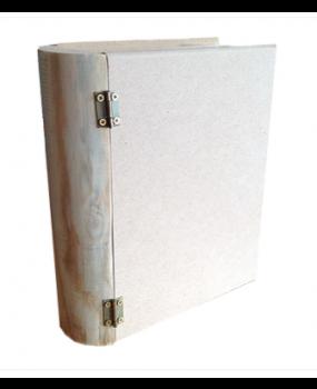 Κουτί Βιβλίο Στρογγυλεμένο